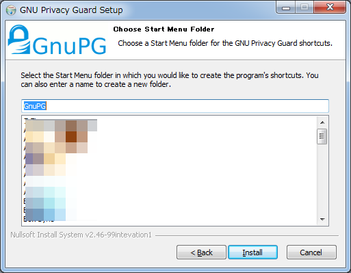 Installing GnuPG for Windows (5)