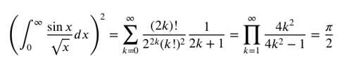 equation (XITS Math)